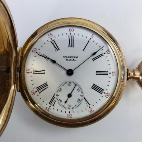Waltham Grade V Pocket Watch Image