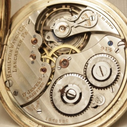 Image of Hamilton 914 #1949996 Movement