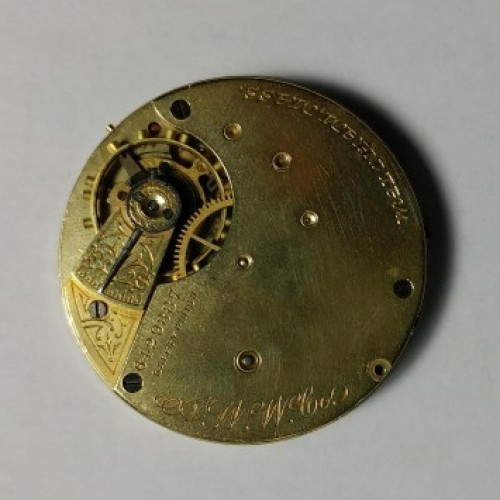 Waltham Grade A.W.W.Co. Pocket Watch Image