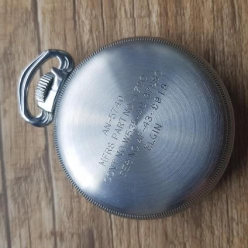 Elgin Grade 581 Pocket Watch Image