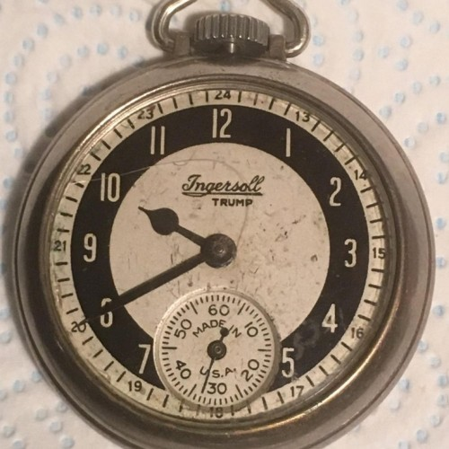 Image of Ingersoll Watch Co.  #96248915 Dial