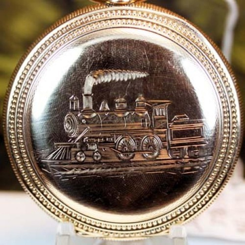 Illinois Grade 2 Pocket Watch