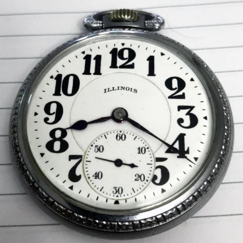 Image of Illinois Bunn Special #3971922 Dial