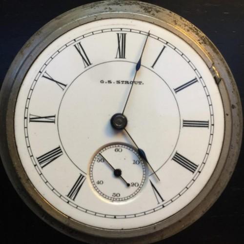 Illinois Grade 61 Pocket Watch Image