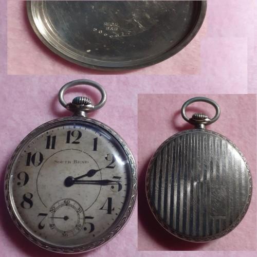 South Bend Grade 207 Pocket Watch Image