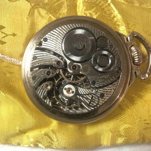 South Bend Grade 229 Pocket Watch Image