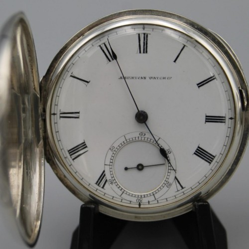 Waltham Grade Adams St. Pocket Watch Image