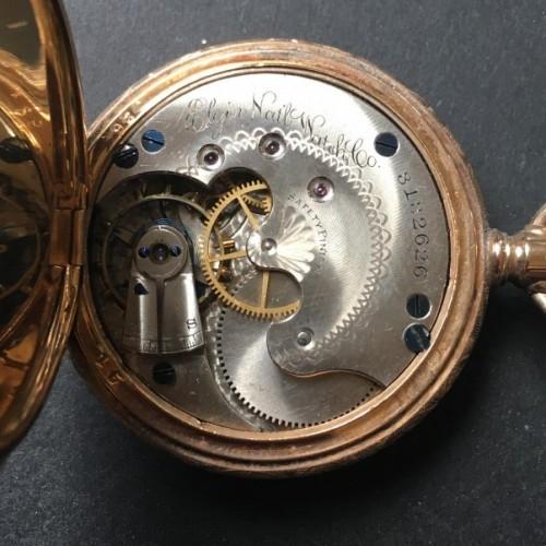 Elgin Grade 101 Pocket Watch Image