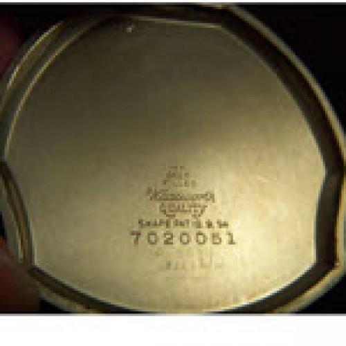 Image of Elgin 315 #28880678 Case