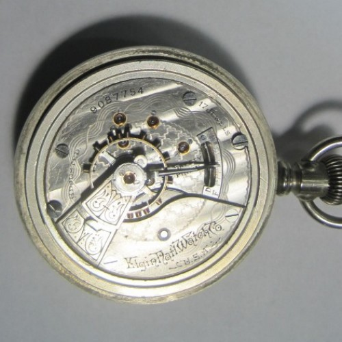 Elgin Grade 144 Pocket Watch Image