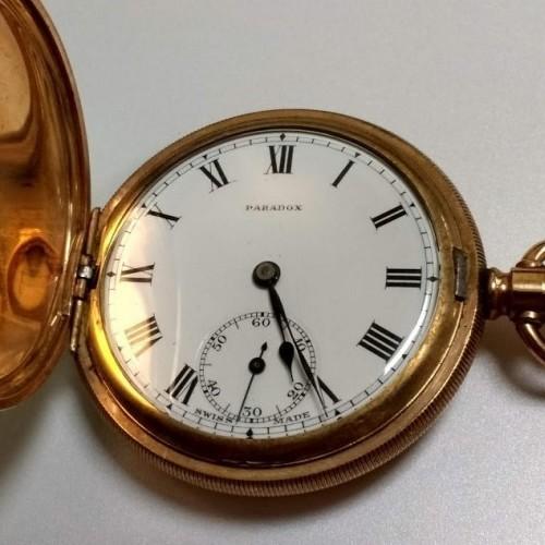 pocket watch case serial numbers