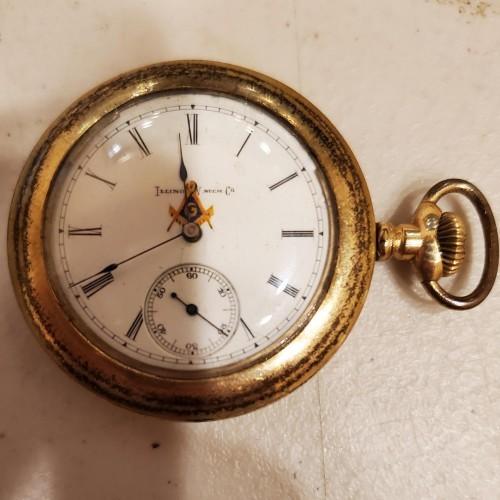 Illinois Grade 152 Pocket Watch Image