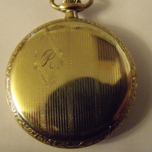 Waltham Grade Royal Pocket Watch Image