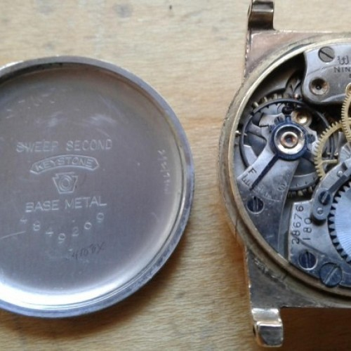 Waltham Grade No. 607 Pocket Watch Image