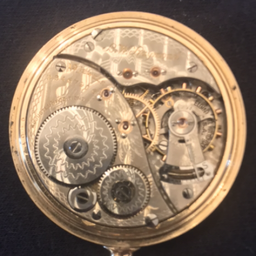 Image of Elgin 455 #23467926 Movement