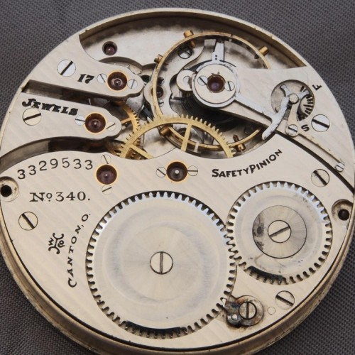 hampden pocket watch look up