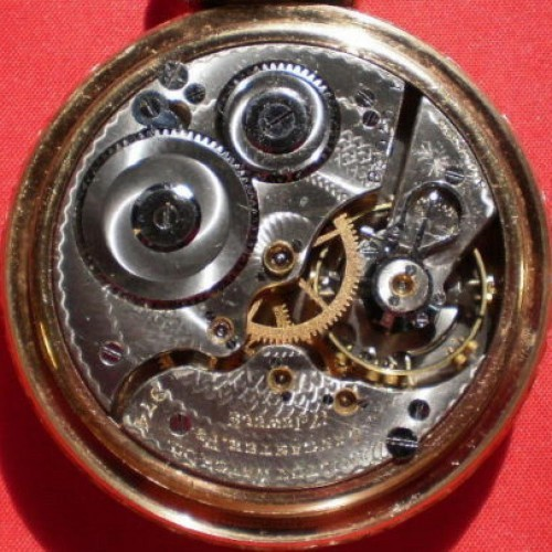 Image of Hamilton 974 #1207028 Movement