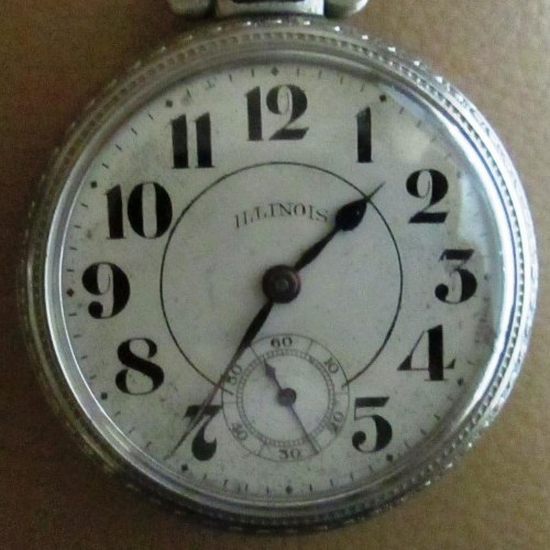 Image of Illinois 305 #3791453 Dial