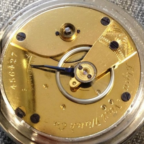 Elgin Grade 60 Pocket Watch Image