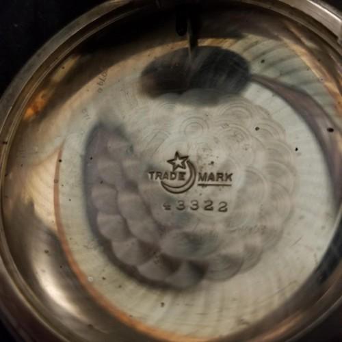 Hampden Grade Dueber Watch Co. Pocket Watch Image