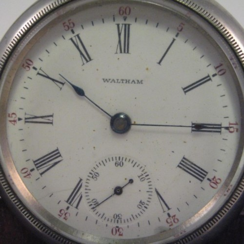 Image of Waltham No. 81 #11545933 Dial