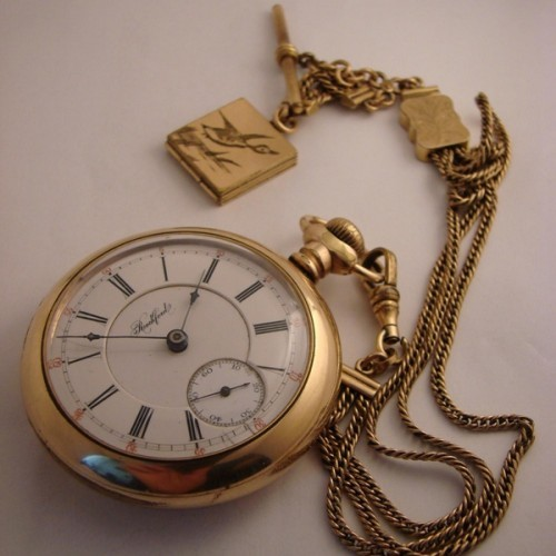Rockford Grade 80 Pocket Watch Image