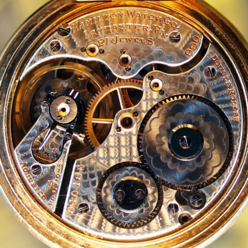 Image of Hamilton 990 #810183 Movement