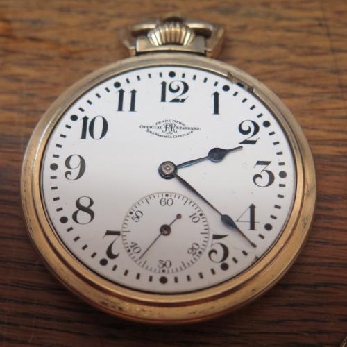 Ball - Hamilton Grade 999N Pocket Watch Image