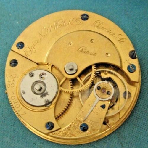 Elgin Grade 28 Pocket Watch Image