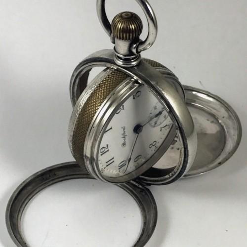 Rockford Grade 830 Pocket Watch Image