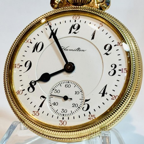 Hamilton Grade 950 Pocket Watch Image