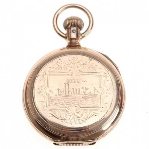 Keystone Watch Case Co. Grade  Pocket Watch Image