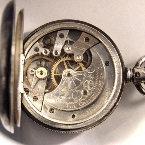 Serial Number: Longines Pocket Watch Serial Number Lookup & Identify