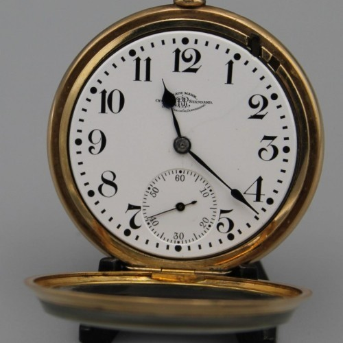 Image of Ball - Waltham Official Standard #B235133 Dial