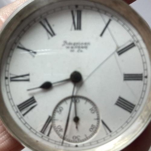 Waltham Grade No. 12 Pocket Watch Image