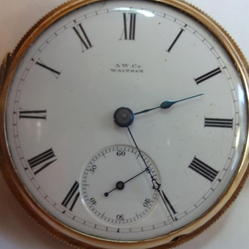Image of Waltham No. 35 #3774494 Dial