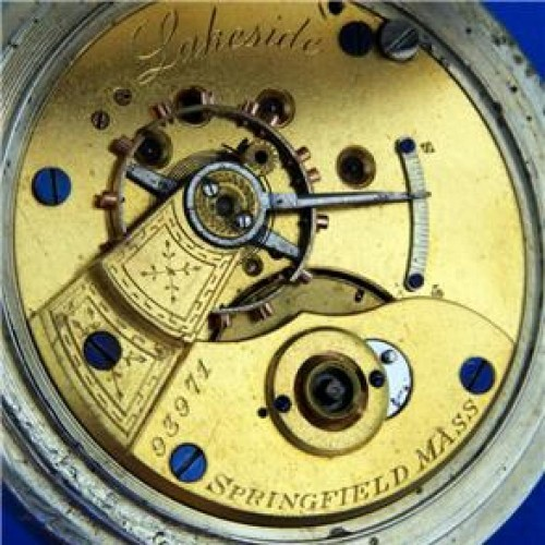 Hampden Grade No. 71 Pocket Watch Image