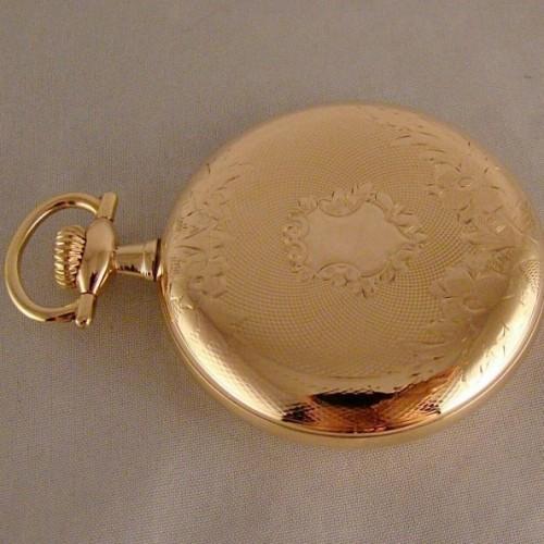 Rockford Grade 405 Pocket Watch Image
