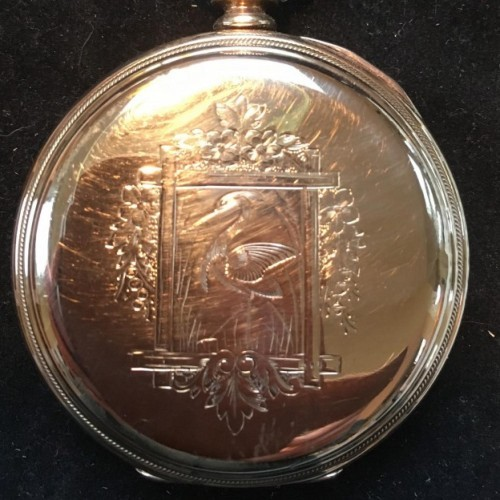 Elgin Grade 70 Pocket Watch Image