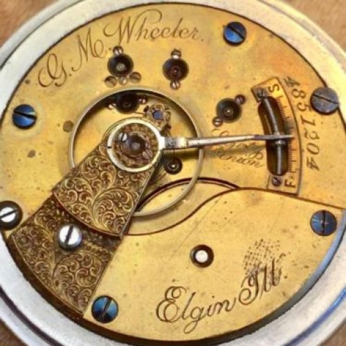 Image of Elgin 82 #4851204 Movement