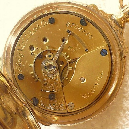Image of Elgin 10 #3703418 Movement