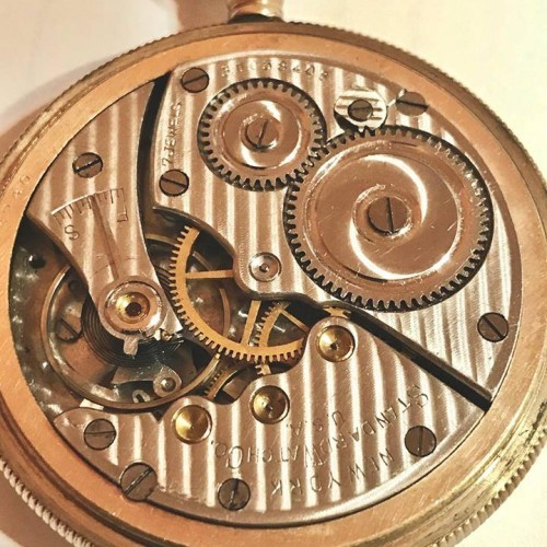 Image of New York Standard Watch Co.  #BD058406 Movement