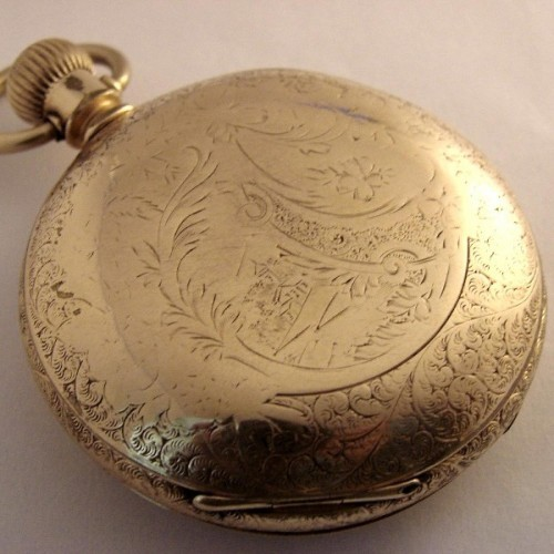 Lancaster Watch Co. Grade Melrose Pocket Watch Image