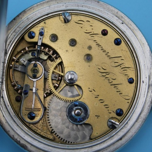 E. Howard & Co. Grade Series V Pocket Watch Image