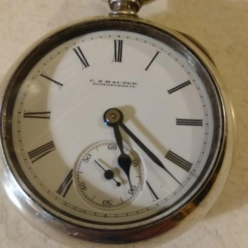 Rockford Grade 87 Pocket Watch Image