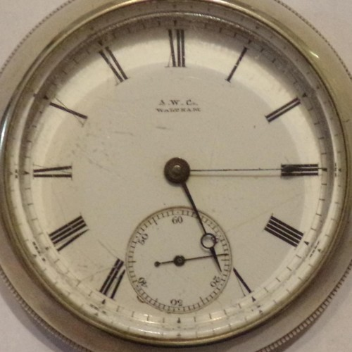 Waltham Grade P.S. Bartlett Pocket Watch
