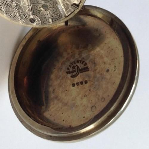 Waltham Grade No. 820 Pocket Watch Image