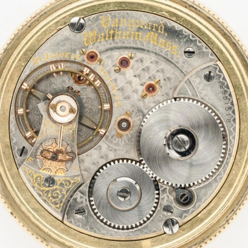 Image of Waltham Vanguard #12551518 Movement