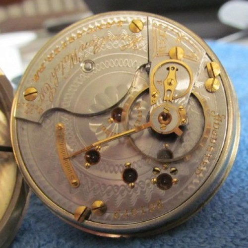 Hamilton Grade 927 Pocket Watch Image