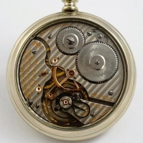 Hamilton Grade 993 Pocket Watch Image